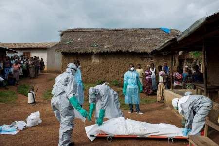 lucha contra el ebola