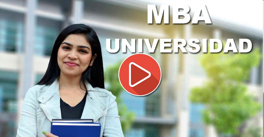Tutoría de MBA como solicitar en la universidad para sus estudios