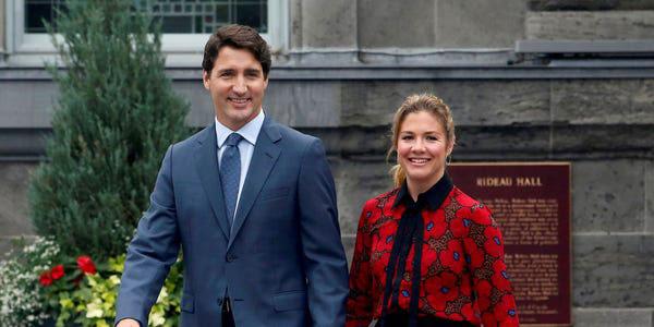 Sophie Gregoire Trudeau