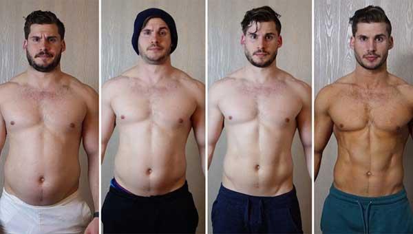 5 ejercicios en casa, mira lo que ocurre con tu cuerpo