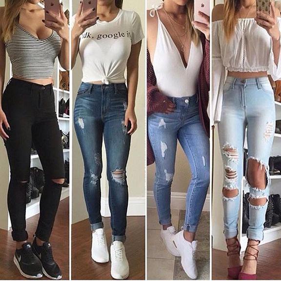 Descubre qué expresa la ropa ajustada en las mujeres y porqué los hombres la aman 2