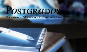 Postgrado Maestrías doctorados Cursos o MBA Cuál elegir
