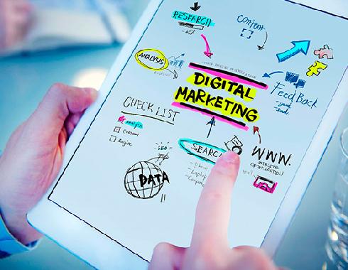 Únete al futuro cursando un Máster en Marketing Digital